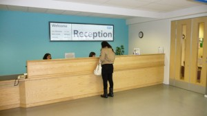 main reception nwp